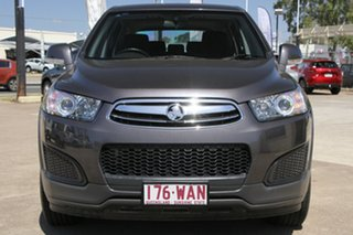 2015 Holden Captiva CG MY15 7 LS Grey 6 Speed Sports Automatic Wagon