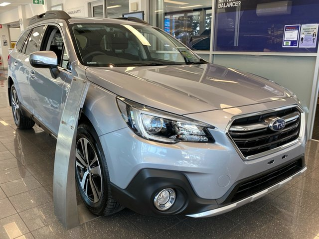 New Subaru Outback B6A MY20 2.5i CVT AWD Vision Plus, 2020 Subaru Outback B6A MY20 2.5i CVT AWD Vision Plus Ice Silver 7 Speed Constant Variable Wagon