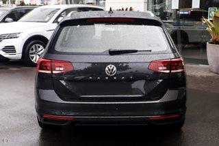 2020 Volkswagen Passat 3C (B8) MY20 140TSI DSG Business Grey 7 Speed Sports Automatic Dual Clutch.