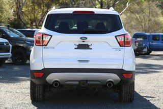 2018 Ford Escape ZG 2018.00MY Titanium White 6 Speed Sports Automatic Dual Clutch SUV