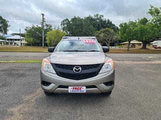 2012 Mazda BT-50 XT Gold 6 Speed Manual Utility