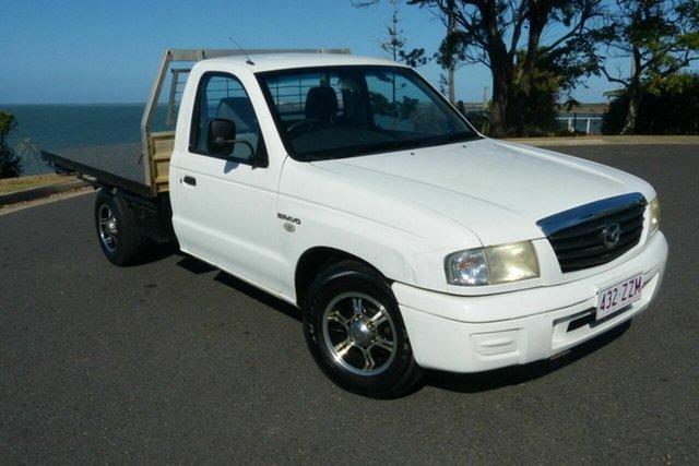 Used Mazda Bravo B2600 DX 4x2 Gladstone, 2005 Mazda Bravo B2600 DX 4x2 White 5 Speed Manual Cab Chassis
