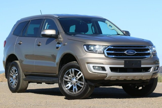 Used Ford Everest UA II 2019.00MY Trend Clare, 2019 Ford Everest UA II 2019.00MY Trend Silver 6 Speed Sports Automatic SUV