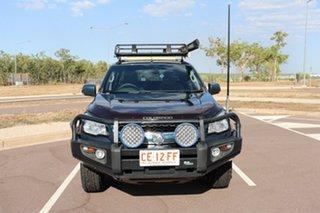 2013 Holden Colorado RG MY13 LT Crew Cab Blue 6 Speed Automatic Crew Cab P/Up