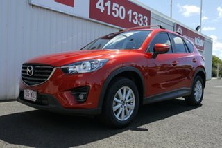 2016 Mazda CX-5 KE1032 Maxx SKYACTIV-Drive i-ACTIV AWD Sport Soul Red 6 Speed Sports Automatic Wagon