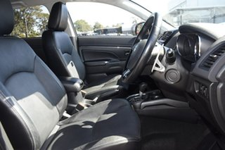2015 Mitsubishi ASX XB MY15 XLS 2WD Silver 6 Speed Constant Variable SUV