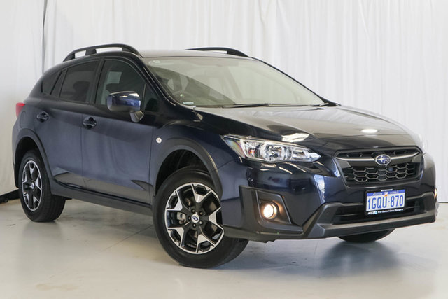 Used Subaru XV G5X MY18 2.0i Lineartronic AWD, 2018 Subaru XV G5X MY18 2.0i Lineartronic AWD Blue 7 Speed Constant Variable Wagon