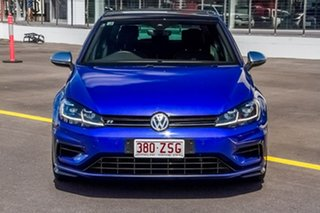 2019 Volkswagen Golf 7.5 MY19.5 R DSG 4MOTION Purple 7 Speed Sports Automatic Dual Clutch Hatchback