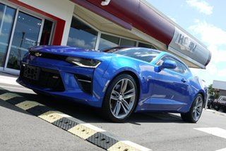 2018 Chevrolet Camaro MY18 2SS Blue 8 Speed Sports Automatic Coupe.