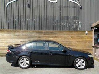 2009 Ford Falcon FG XR6 Black 5 Speed Sports Automatic Sedan.