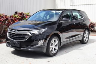 2018 Holden Equinox EQ MY18 LT FWD Black 6 Speed Sports Automatic Wagon