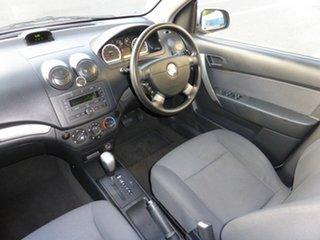 2008 Holden Barina TK MY08 Silver 4 Speed Automatic Sedan.