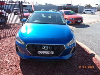 2018 Hyundai i30 PD Active 6 Speed Auto Sequential Hatchback.