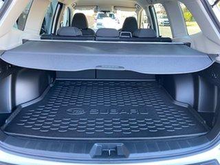2020 Subaru Forester S5 MY20 Hybrid L CVT AWD Crystal White 7 Speed Constant Variable Wagon Hybrid