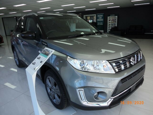 New Suzuki Vitara Series II Wagga Wagga, 2020 Suzuki Vitara Series II Galactic Grey & Black 6 Speed Automatic Wagon
