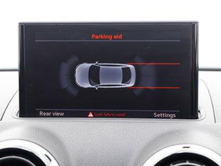 2016 Audi S3 8V MY15 2.0 TFSI Quattro Blue 6 Speed Direct Shift Sedan