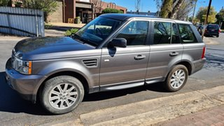 2009 Land Rover Range Rover Sport L320 09MY TDV6 6 Speed Sports Automatic Wagon
