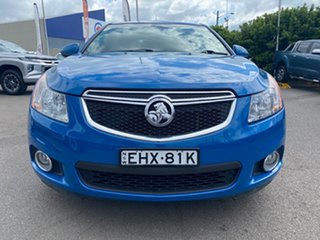 2014 Holden Cruze JH Series II MY14 Equipe Blue 5 Speed Manual Sedan