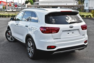 2019 Kia Sorento UM MY20 GT-Line AWD White 8 Speed Sports Automatic Wagon.
