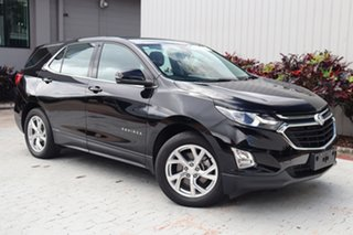 2018 Holden Equinox EQ MY18 LT FWD Black 6 Speed Sports Automatic Wagon.