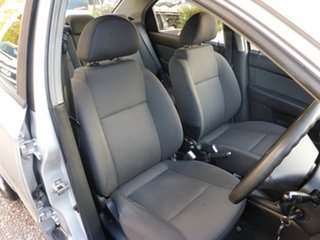 2008 Holden Barina TK MY08 Silver 4 Speed Automatic Sedan