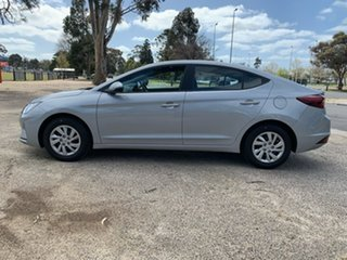 2020 Hyundai Elantra AD.2 Go Silver Sports Automatic Sedan