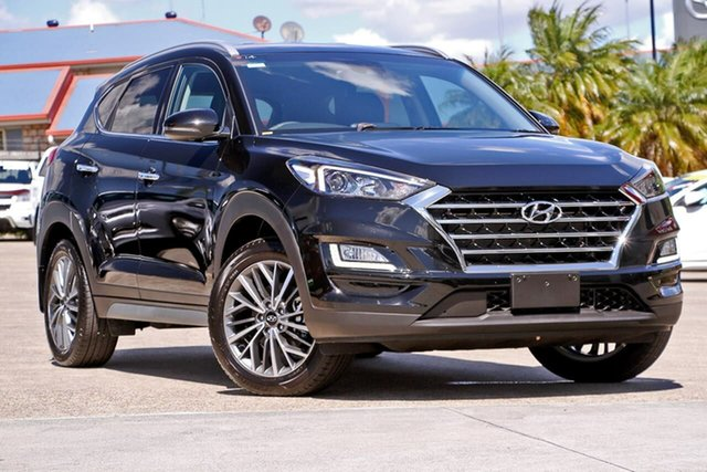 Used Hyundai Tucson TL3 MY20 Elite 2WD, 2020 Hyundai Tucson TL3 MY20 Elite 2WD Black 6 Speed Automatic Wagon