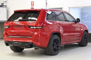 2013 Jeep Grand Cherokee WK MY14 SRT 8 (4x4) Red 8 Speed Automatic Wagon