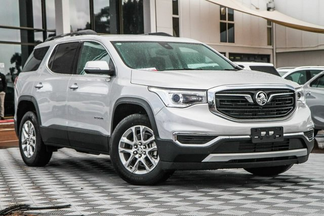 Used Holden Acadia AC MY19 LT AWD, 2019 Holden Acadia AC MY19 LT AWD Nitrate 9 Speed Sports Automatic Wagon