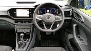 2020 Volkswagen T-Cross C1 MY20 85TSI DSG FWD Life Energetic Orange 7 Speed