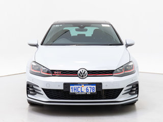 2017 Volkswagen Golf AU MY17.5 GTI Performance Edition 1 White Silver 6 Speed Direct Shift Hatchback.