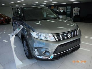 2020 Suzuki Vitara Series II Galactic Grey & Black 6 Speed Automatic Wagon.