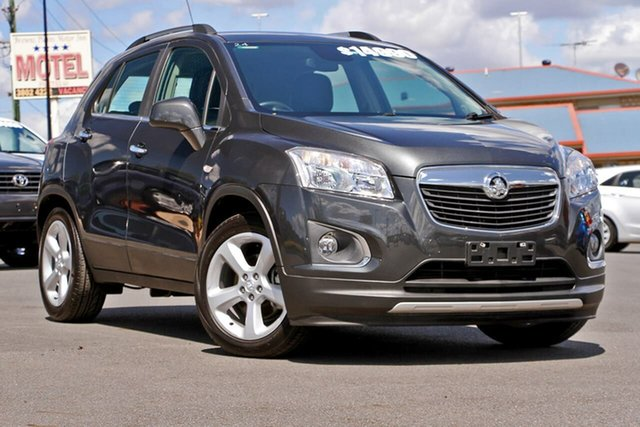 Used Holden Trax TJ MY17 LTZ, 2016 Holden Trax TJ MY17 LTZ Grey 6 Speed Automatic Wagon
