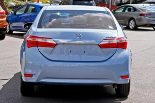 2016 Toyota Corolla ZRE182R Ascent S-CVT Blue 7 Speed Constant Variable Hatchback