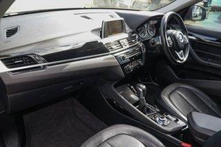 2016 BMW X1 F48 xDrive20d Steptronic AWD Grey 8 Speed Sports Automatic Wagon