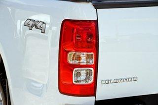 2016 Holden Colorado RG MY16 LS Crew Cab White 6 Speed Manual Utility