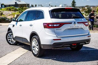 2017 Renault Koleos HZG Zen X-tronic White 1 Speed Constant Variable Wagon.