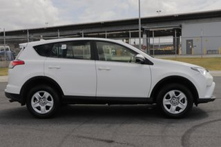 2017 Toyota RAV4 ZSA42R MY17 GX (2WD) White Continuous Variable Wagon