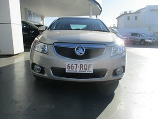 2011 Holden Cruze JH CDX Gold 6 Speed Automatic Sedan