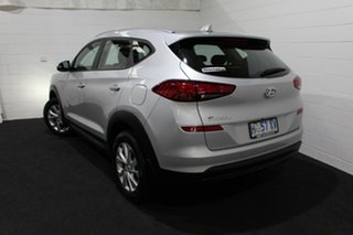 2018 Hyundai Tucson TL3 MY19 Active X 2WD Silver 6 Speed Automatic Wagon