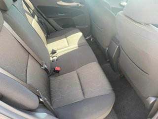 2012 Toyota Corolla ZRE152R MY11 Ascent Sport Grey 4 Speed Automatic Hatchback