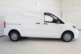 2017 Mercedes-Benz Vito 447 111CDI SWB White 6 Speed Manual Van.