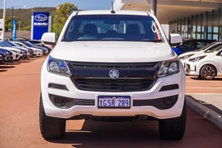 2019 Holden Colorado RG MY20 LS Pickup Crew Cab White 6 Speed Sports Automatic Utility