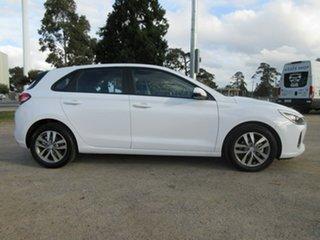 2020 Hyundai i30 PD2 Active White Sports Automatic Hatchback.