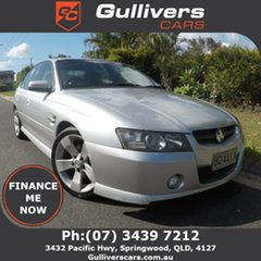 2006 Holden Commodore VZ SS Silver 4 Speed Automatic Sedan.