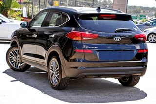2020 Hyundai Tucson TL3 MY20 Elite 2WD Black 6 Speed Automatic Wagon