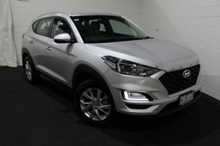 2018 Hyundai Tucson TL3 MY19 Active X 2WD Silver 6 Speed Automatic Wagon.