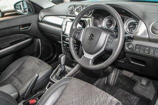 2019 Suzuki Vitara LY Series II Turbo 2WD Green 6 Speed Sports Automatic Wagon