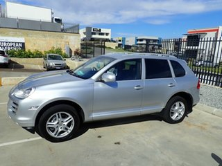 2009 Porsche Cayenne 9PA MY10 Diesel Silver Metallic 6 Speed Sports Automatic Wagon