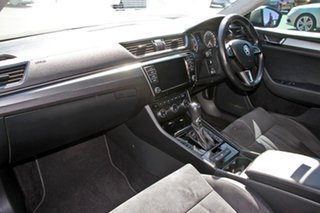 2016 Skoda Superb NP MY16 206TSI Sedan DSG Grey 6 Speed Sports Automatic Dual Clutch Liftback